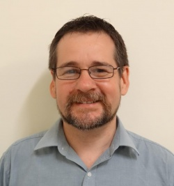 Patrick Salter (Respiratory Scientist)